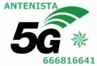 Instaladores de Antenas Tv 5G